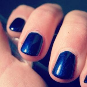 Na glitter komt Bali Blue