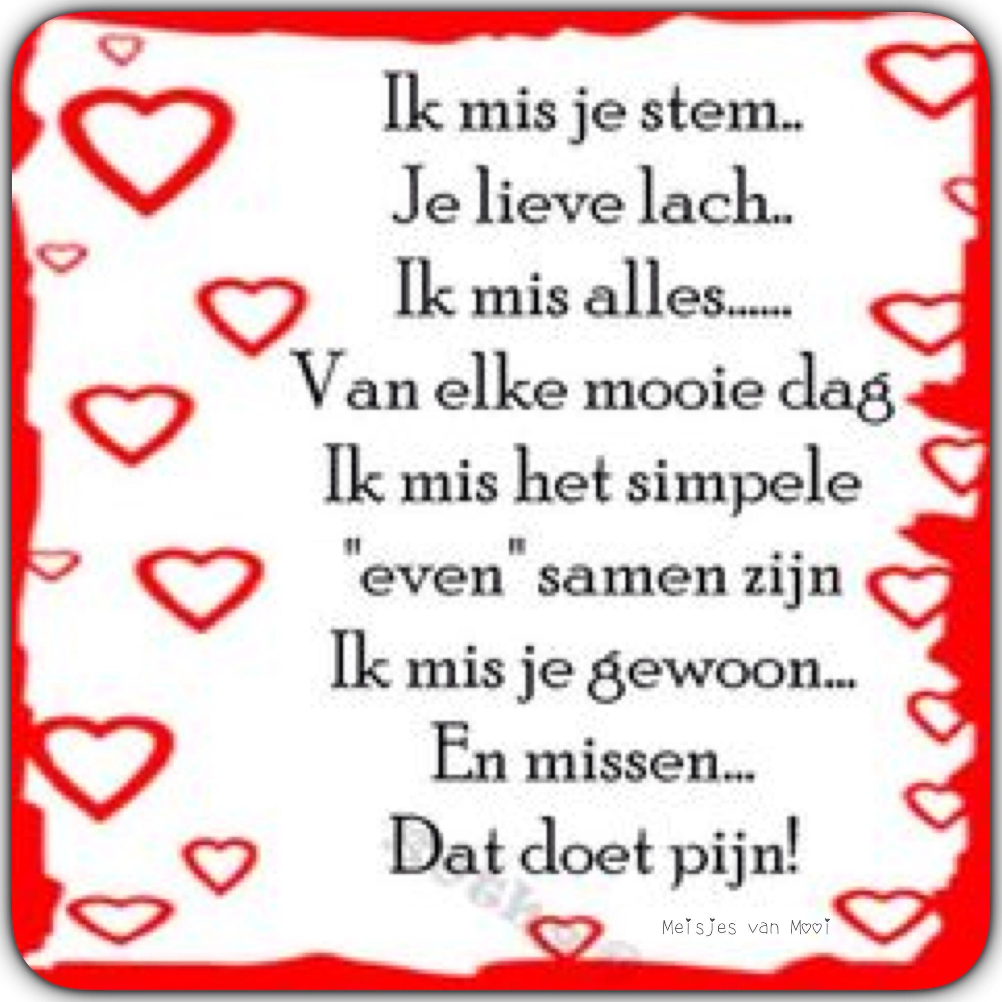 ik mis je www meisjesvanmooi nl