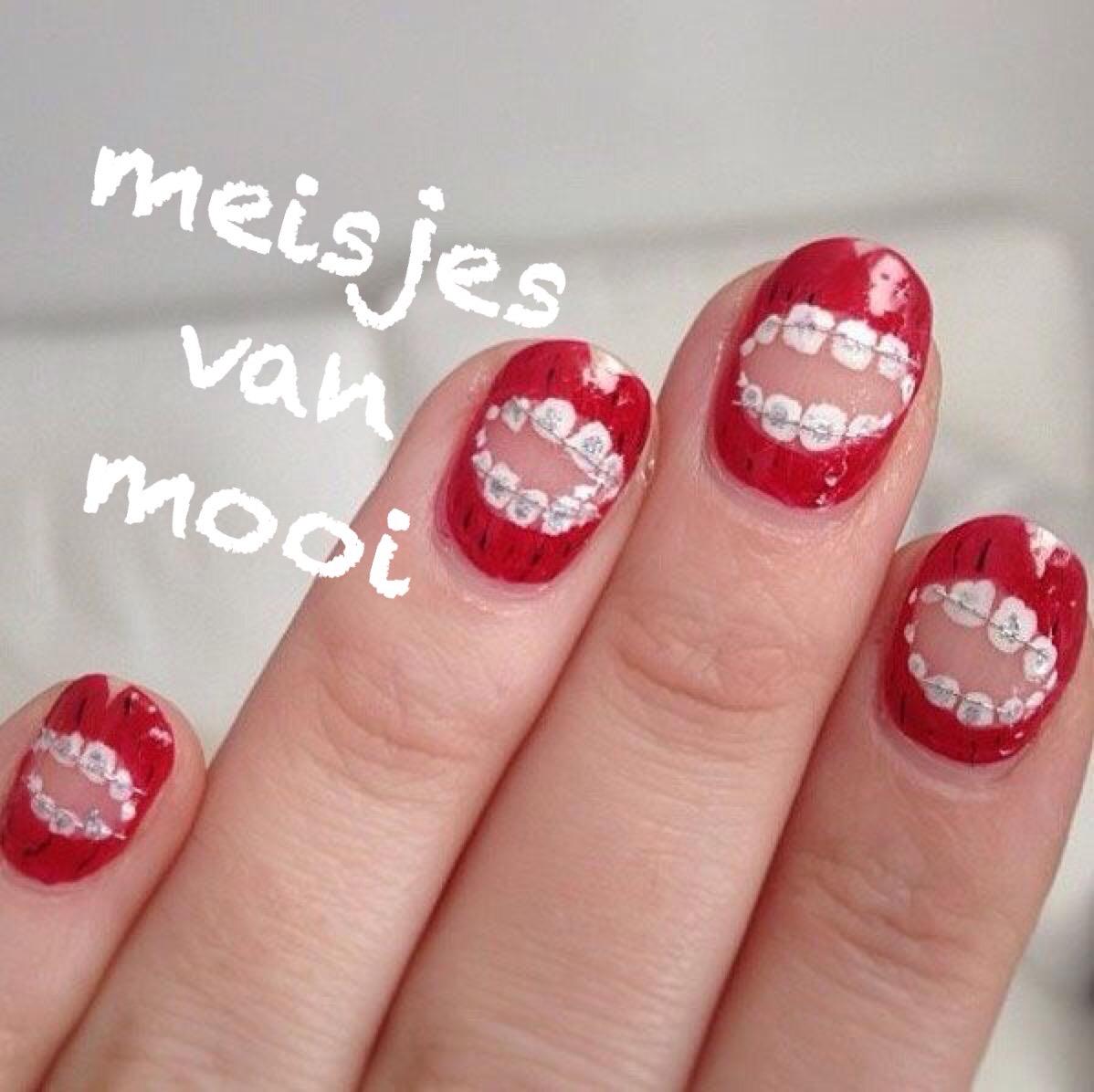 opbouw van de nagel | www.meisjesvanmooi.nl