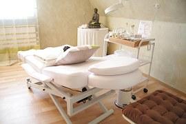 foto massagetafel