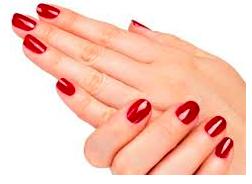 verzorgde nagels